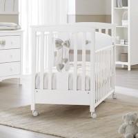 Кроватка Erbesi Lilli Bianco 8050612383703