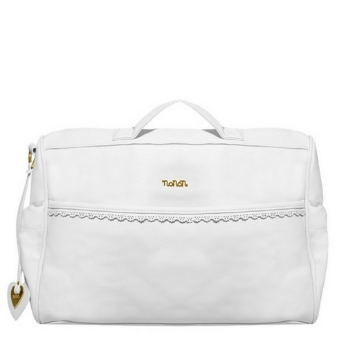 Walking Bag White Nanan