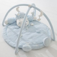 Light blue Bombo baby gym
