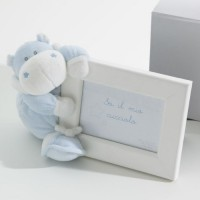 Bombo light blue Photo Frame