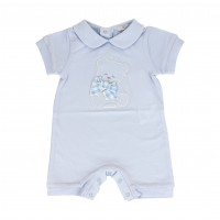 Romper Nanan Orsetto blue 3 months