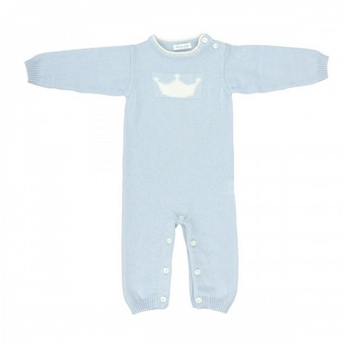 Cashmere romper Love In Kyo Crown blue 6 months