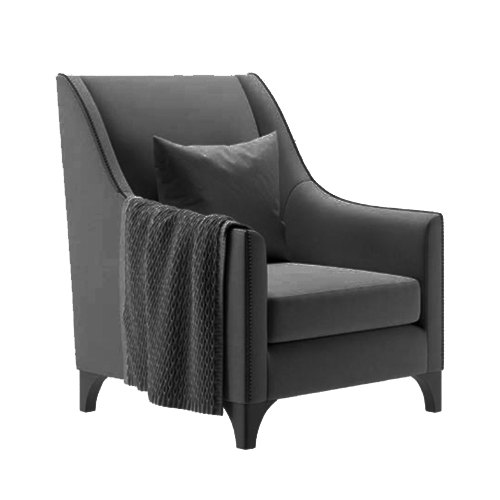 Armchair Black Fig Drimai