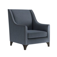 Armchair Papaya Blue Drimai