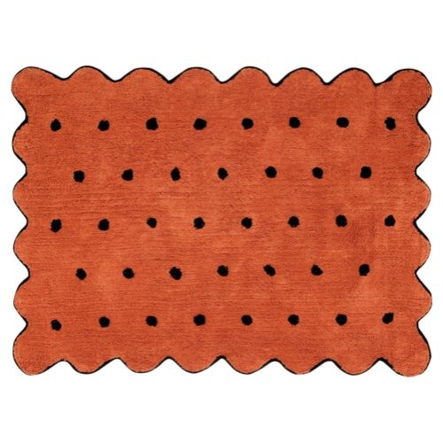 Biscuit Terracota rug