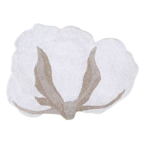 Cotton Flower rug