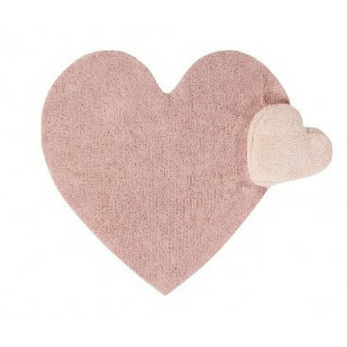 Puffy Love Nude rug
