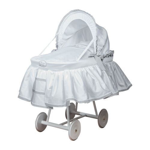 Cradle with Cover Grey Cheesecake Picci