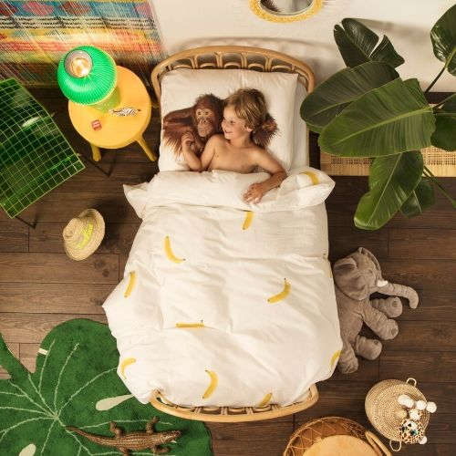 Banana Monkey bedding Snurk