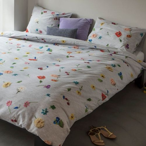 Knitted Flowers bedding Snurk