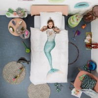 Mermaid bedding Snurk