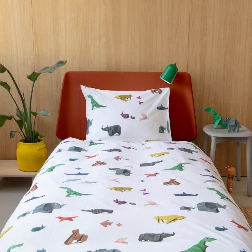Paper Zoo bedding Snurk