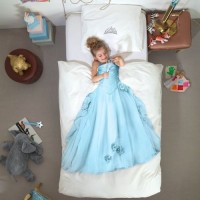 Princess Blue bedding Snurk