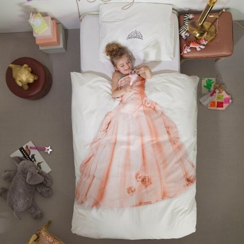 Princess Pink bedding Snurk