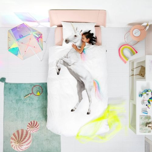 Unicorn bedding Snurk