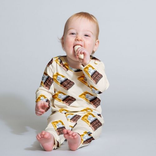 Jumpsuit Chocolate Snurk