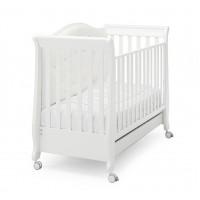 Кроватка Soft Bianco